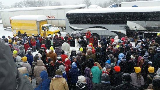 Bus Mass