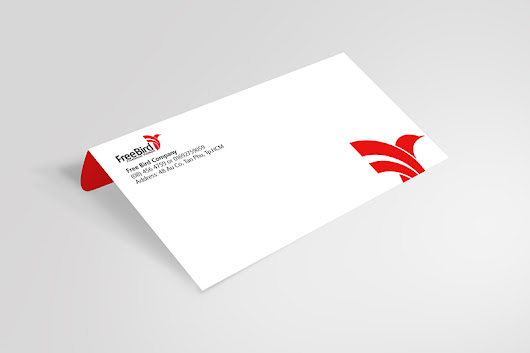 Download Envelope Mockup Free PSD - Download PSD