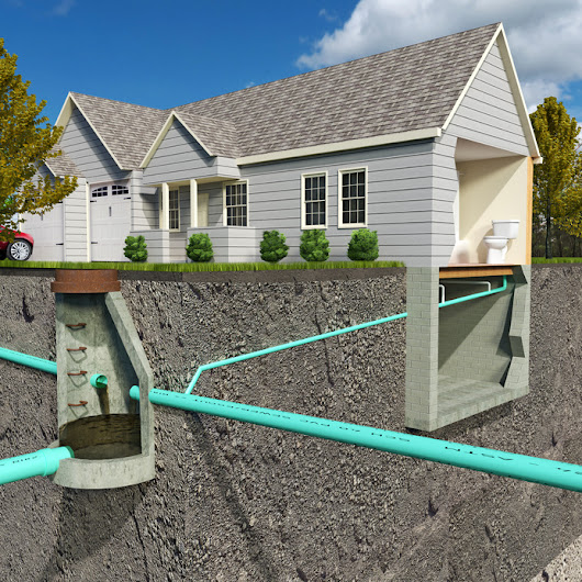 What are common causes of sanitary sewer backup?