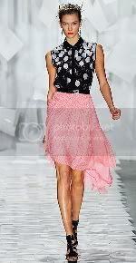 Jason Wu Spring 2012 New York Fashion Week