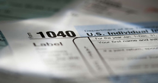 Treasury, IRS announce postcard-size form 1040 for next year