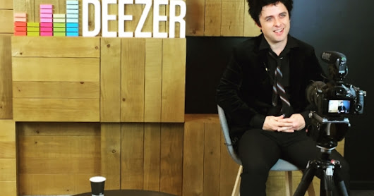 VIDEO: Green Day Talks Dad Music, The National Anthem & Punk Energy on What's Your Flow | DEEZER