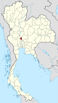 Thailand Sing Buri locator map.svg