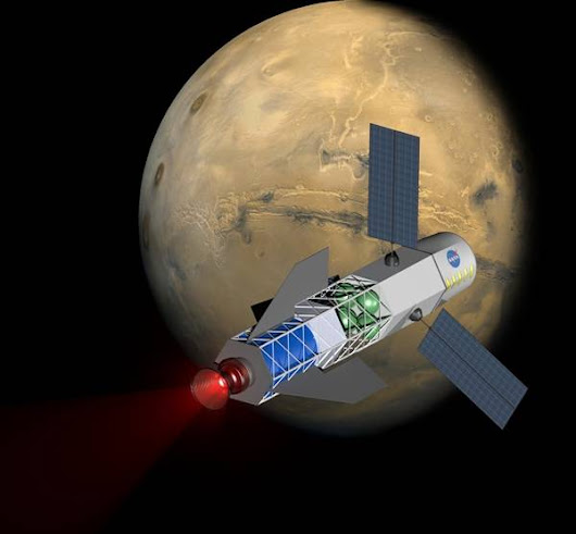 NASA-backed fusion engine could cut Mars trip down to 30 days • The Register