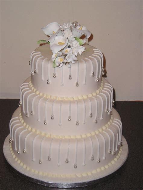 3 Tier Wedding Cake Designs   Wedding and Bridal Inspiration
