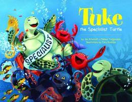 Tuke the Specialist Turtle
