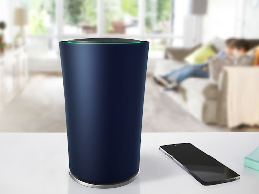OnHub is Google's new Wi-Fi router that's supposed to offer better connections