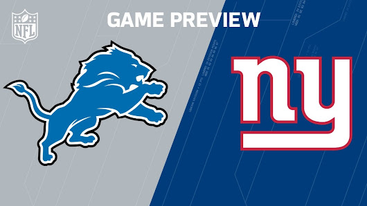 Lions vs. Giants | Darius Slay vs. Odell Beckham Jr. | Move the Sticks | NFL Week 15 Previews - YouTube