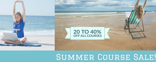 Nursing Informatics Course Summer Sale Begins! | Nursing Informatics Learning Center
