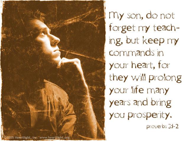 Proverbs 3:1-2 (81 kb)