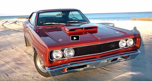 Spectacular 1968 Dodge Coronet RT 526 HEMI Build  | HOT CARS