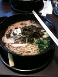 A fine ramen at Rasijen Ramen World Square