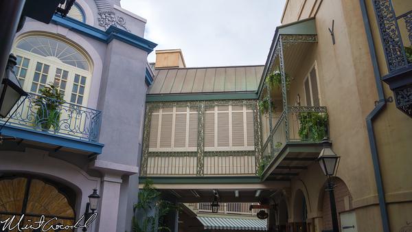 Disneyland Resort, Disneyland, New Orleans Square, Club 33