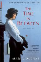 Cover image for The time in between