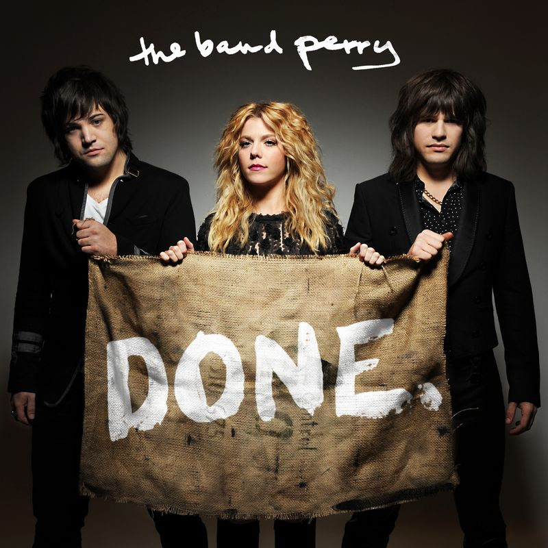 The Band Perry : Done (Single Cover) photo 297607_la.jpg