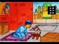 Gambar Anak Muslim Untuk Mewarnai