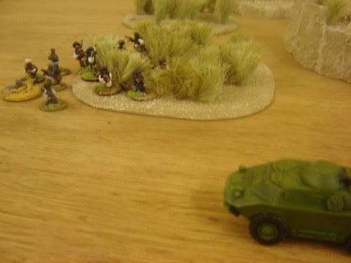 Mujahideen reinforcements