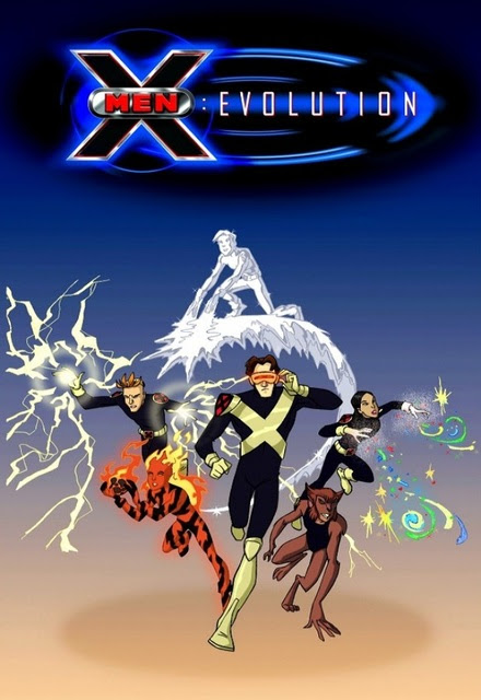 X-Men: Evolution DVD-RMZ Dual Áudio Completo
