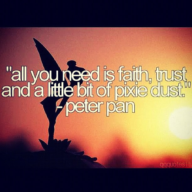 Quotes About Pixie Dust 25 Quotes