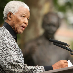 Obama And Mandela: A Lot More Than Little White Lies