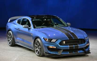 ford mustang allaguida