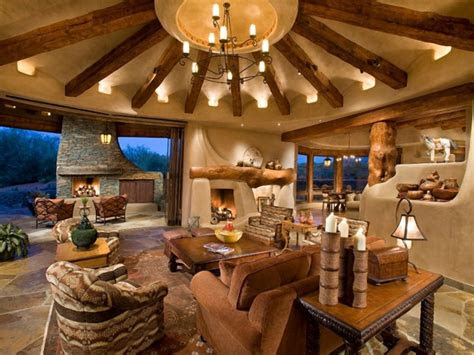 adopting western theme  living room