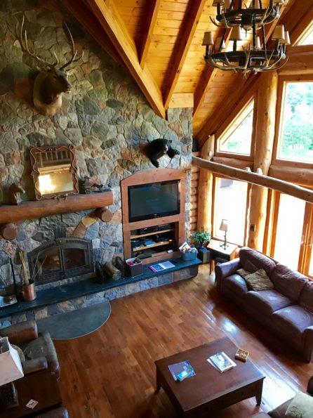 Moose Lake Ranch : moose, ranch, Moose, Lodge, Otisfield, Maine