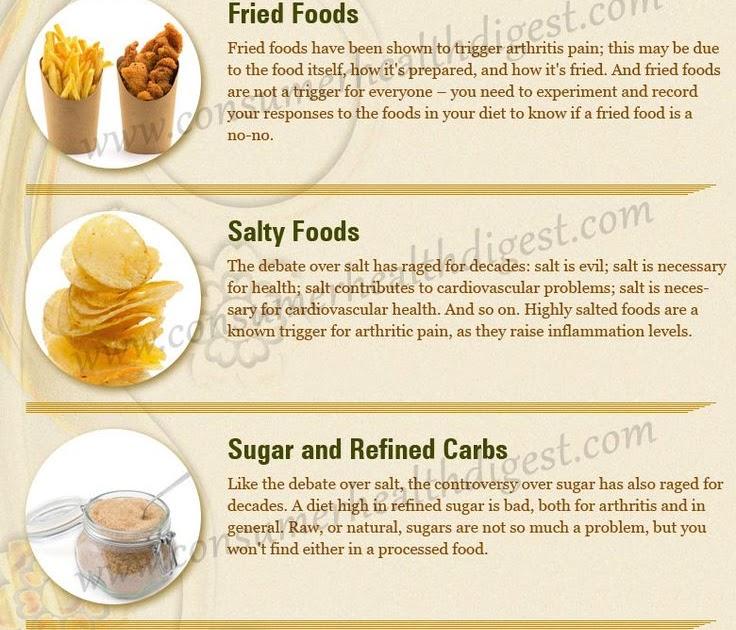 What Foods Make Arthritis Worse