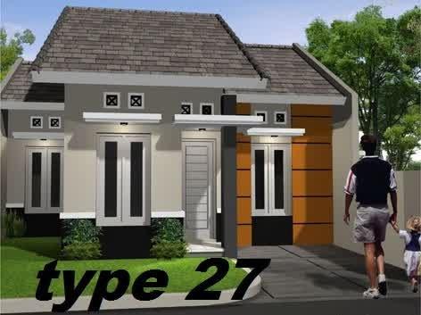 Desain iRumahi iMinimalisi iTypei i27i