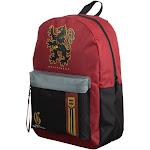 Harry Potter 802471 Harry Potter Gryffindor Mixblock Backpack with Webbing Puller