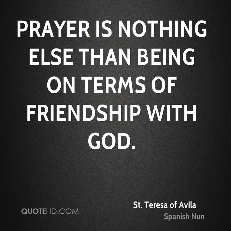 Quotes St Teresa Of Avila Quotes Let Nothing Disturb You Ncxsqldcom