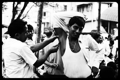 Armpit Shaving... by firoze shakir photographerno1