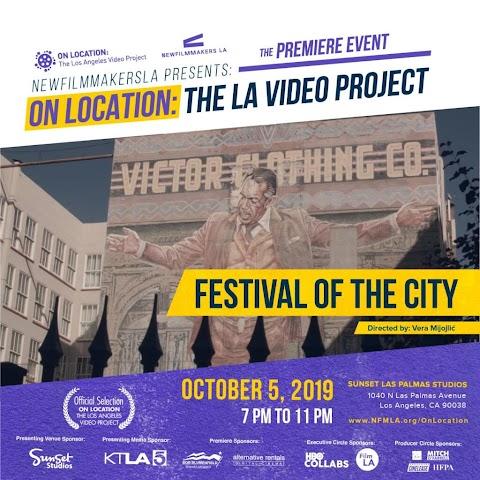 Los Angeles Short Film Festival 2019