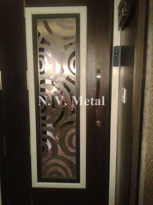 Safety Door Laser Grill Manufacturer In Mumbai Later Cutting Main