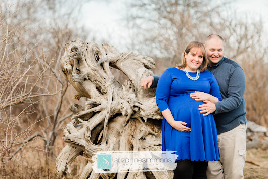 Samantha & Ryan's Maternity Portraits