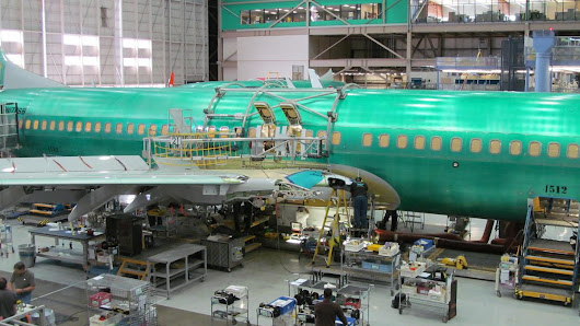 Southern aerospace investors merge three Washington state Boeing suppliers - Puget Sound Business Journal