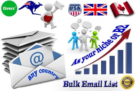 hossainmm : I will do based bulk email list for $25 on www.fiverr.com