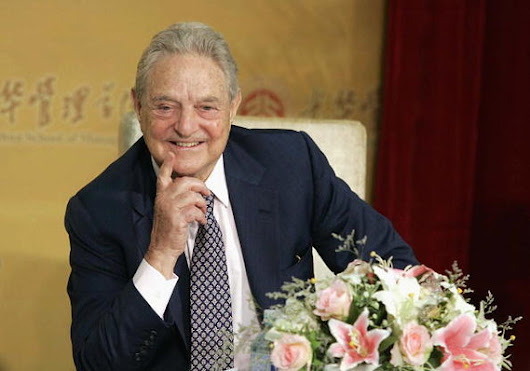 China warns Soros against 'declaring war' on its currency - MarketWatch