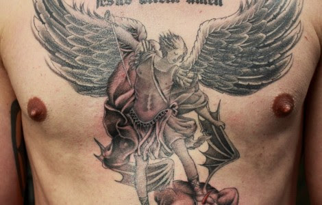 Angels And Demons Tattoo Tattoos Designs Ideas