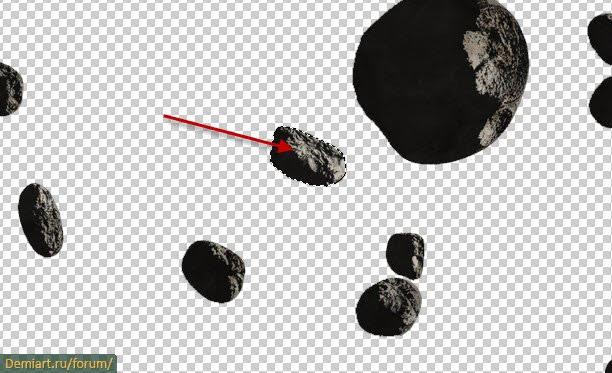 Создание цифрового арта «Дракон-гора» в Photoshop