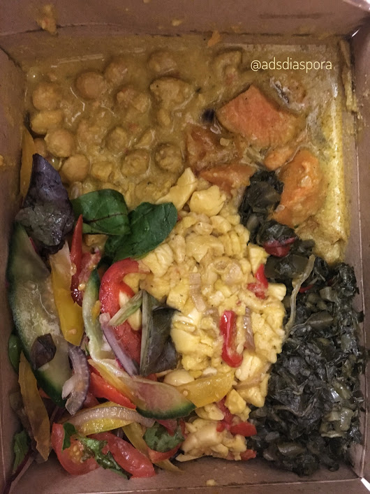 Eat of Eden – the Caribbean vegan eatery