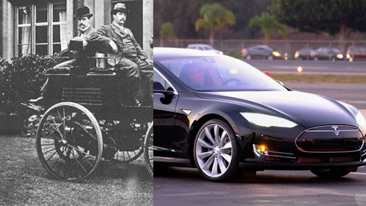 The electric car's long road from the 1830s to the 2010s explained