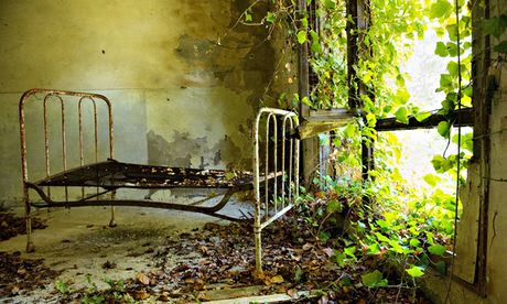 Poveglia hospital bed