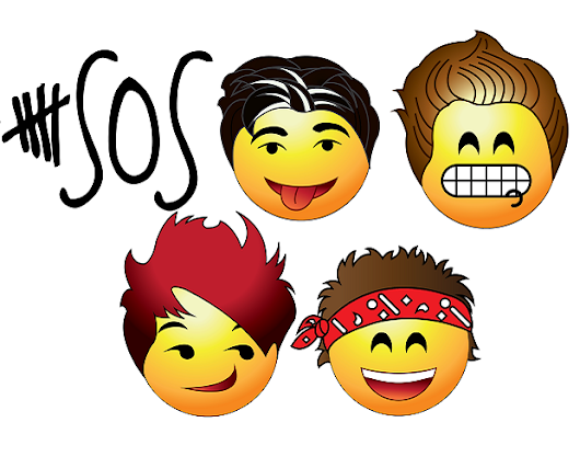 Show Us Your Creativity With Our New 5SOS Emojis