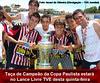 Paulista: Taça de campeão da Copa Paulista 2010 estará no Lance Livre nesta quinta