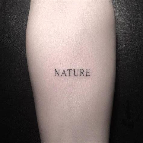 nature tattoo hand poked rough handz tattoogridnet