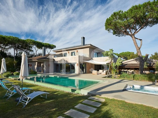 Fantastic detached villa with swimming pool and garden, in Birre - INS International - Luxury Real Estate - Portugal - VCI1918