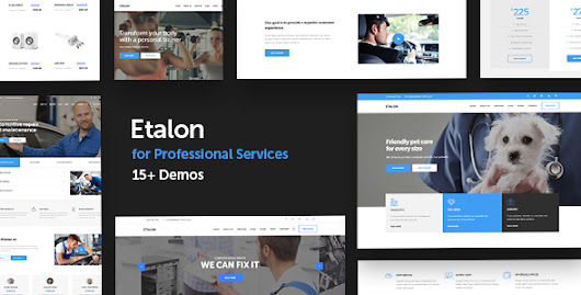 Download Etalon - Multi-Concept Theme for Professional Services nulled | OXO-NULLED