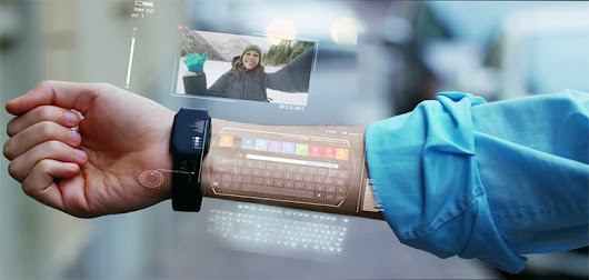 The Future of Modern Hologram Technology for Every Industry - Quytech Blog