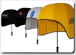 зонт от ветра